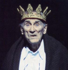 Minetti als Minetti als King Lear