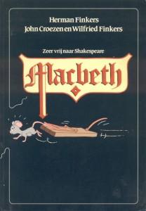 macbeth affiche film herman finkers 2