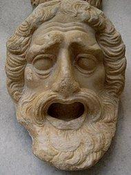 Grieks masker 4